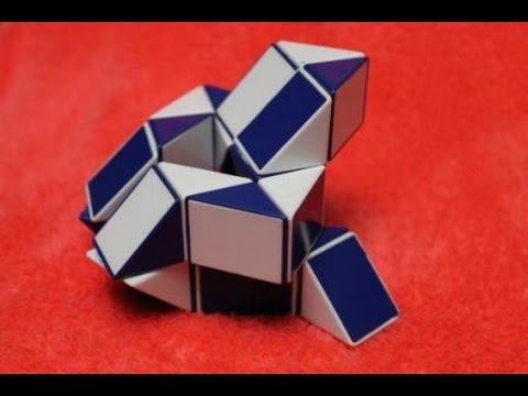 Как сделать из змейки рубика пошаговая инструкция 965
