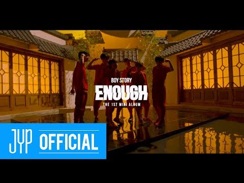 "BOY STORY ""Enough"" M/V Teaser Video"