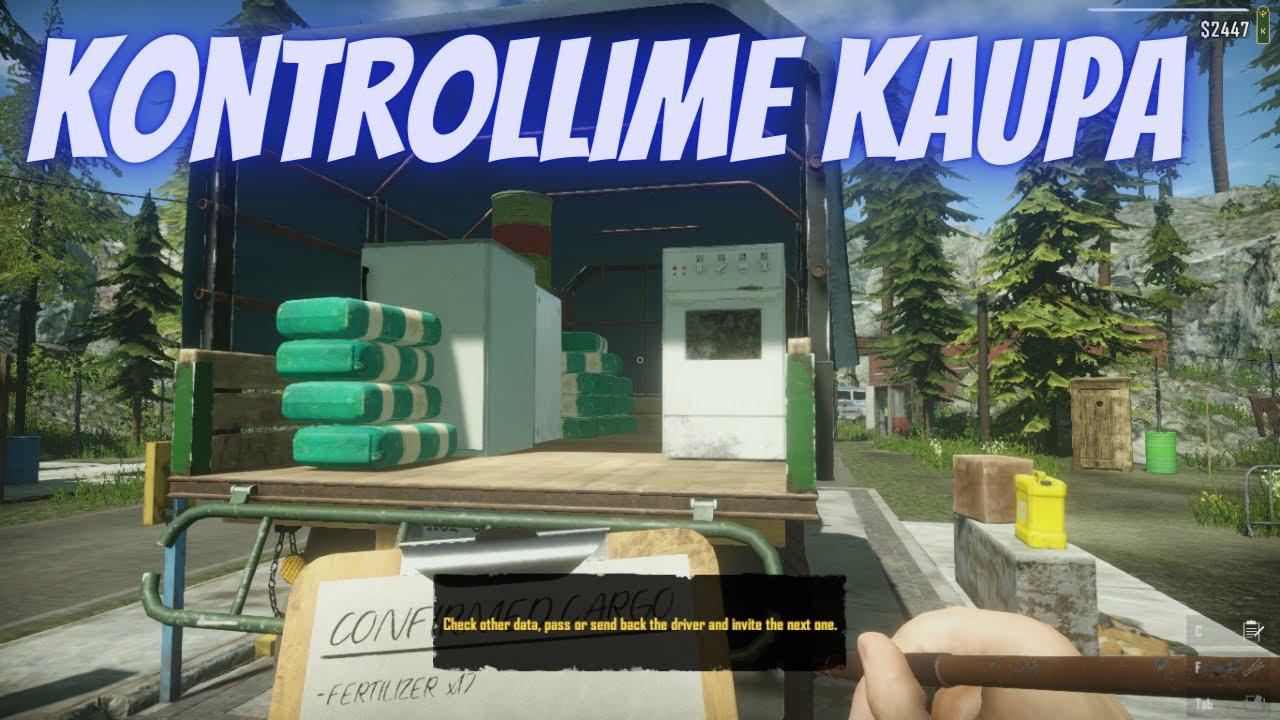 "Contraband Police: Prologue Episode 4 ""Ko9ntrollime kaupa"""