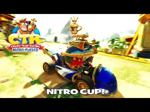 Nitro Cup | CTR Nitro-Fueled (PS4)