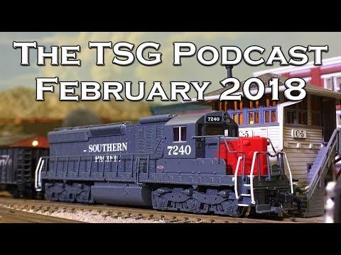 TSG Multimedia Podcast February 2018