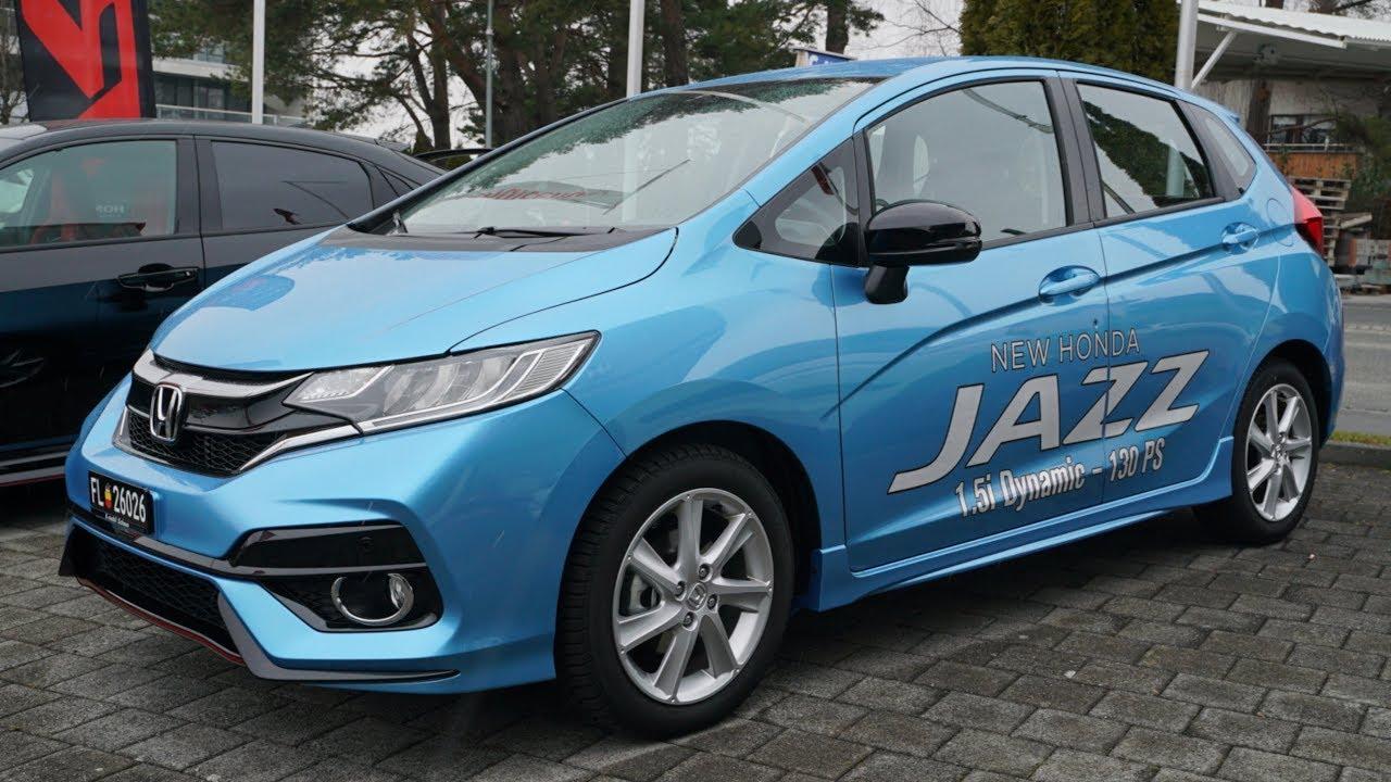 Cm Honda Jazz 15i Vtec Dynamic 2018 100km 22500 Fl Youtube