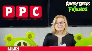Angry Birds Friends PPC News: Fungus based flu