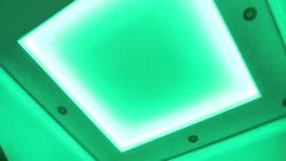Потолок из гипсокартона с подсветкой, инструкция сборки.(, 2014-08-24T10:33:20.000Z)