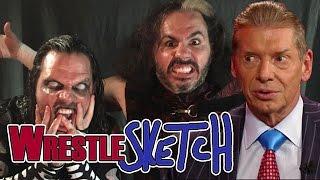 When Matt  Jeff Hardy Return To WWE  WrestleSketch 16