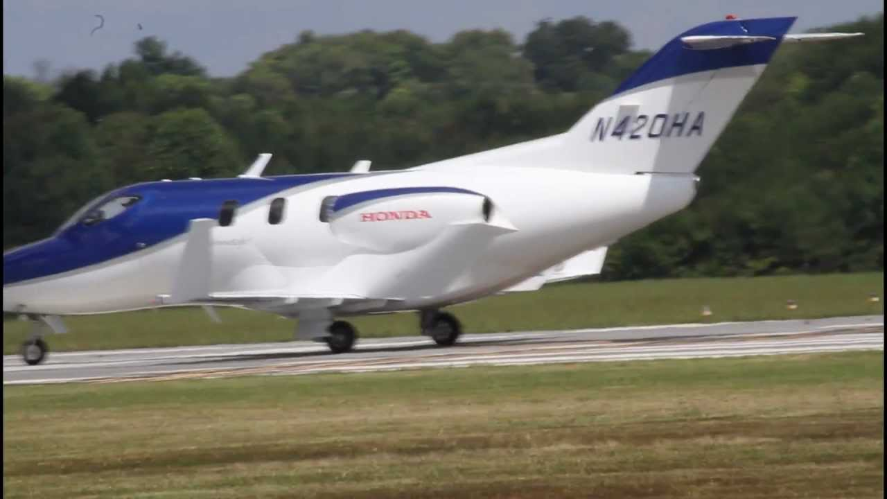 Honda jet performance overview youtube for How much is a honda jet