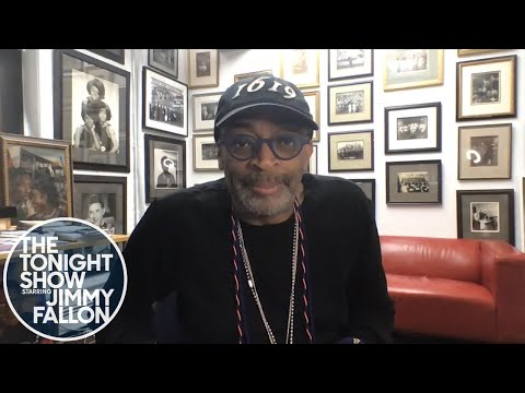 Spike Lee and Jimmy Watch His Powerful Tribute to George Floyd