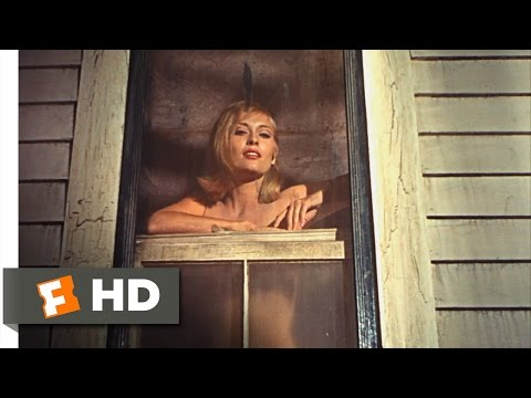 Bonnie and Clyde (1967) - Birdcaged Bonnie Scene (1/9) | Mov