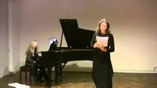 """Victoria Poleva  """"Ars Moriendi"""" MasterClass 2012"""