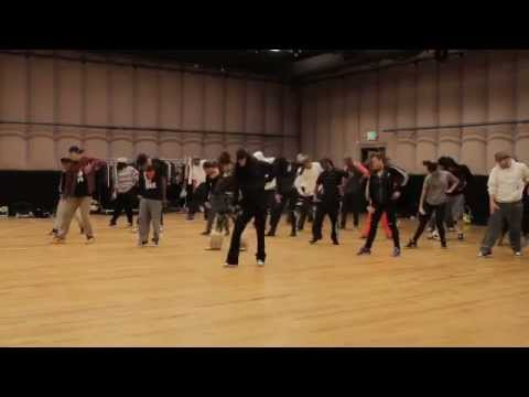 Michael Jackson - Hollywood Tonight - Rehearsal - Sofia Boutella - Rich And Tone Talauega