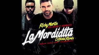 Ricky Martin Feat Zion y Lennox - La Mordidita Remix