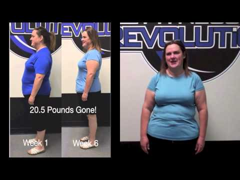 Fitness Revolution East Memphis- 20 in 6: Angie Deutsch