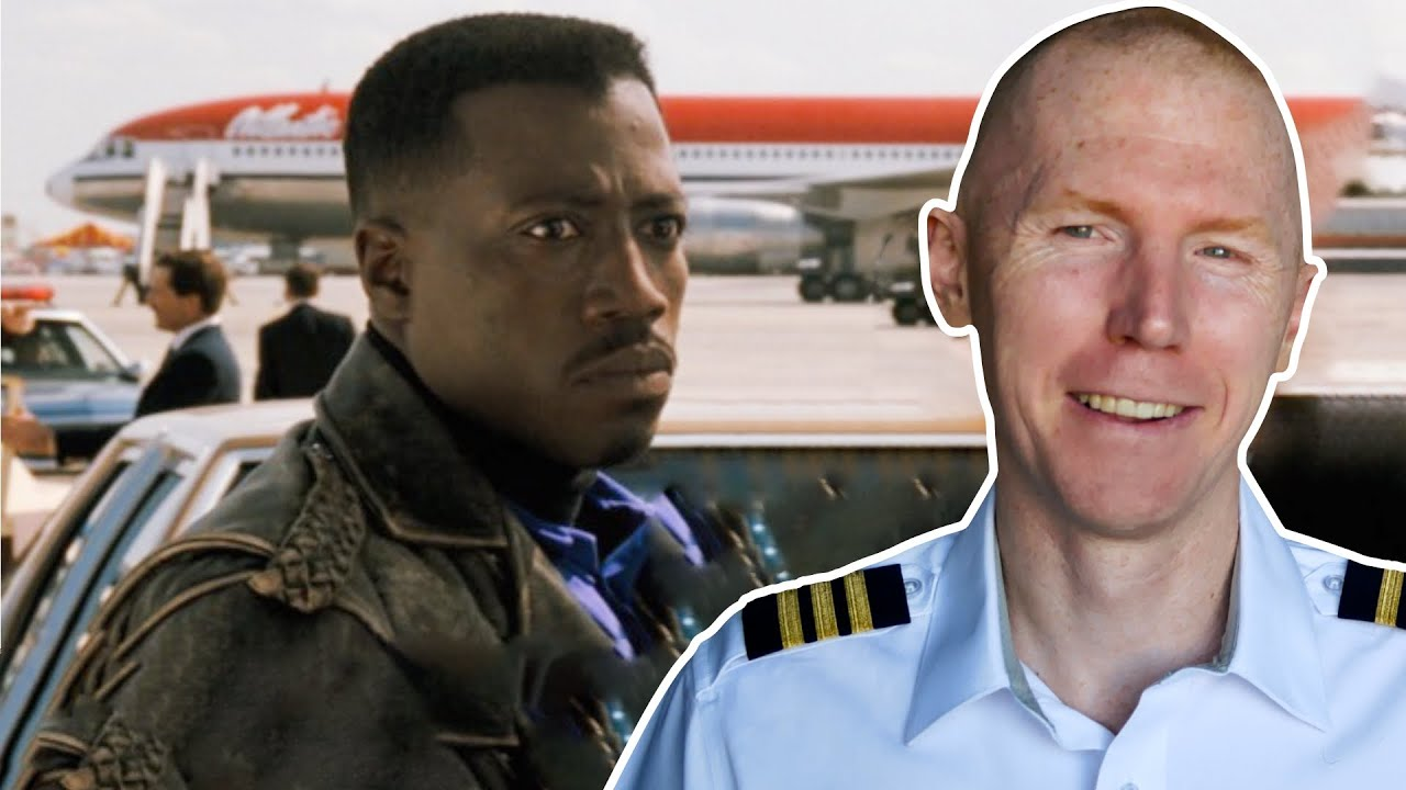 Download Airliner Hijacked - Passenger 57 | Hollywood vs Reality