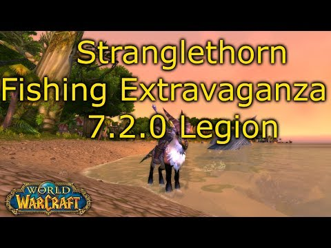 Wow legion fishing extravaganza all levels guide youtube for Wow fishing guide