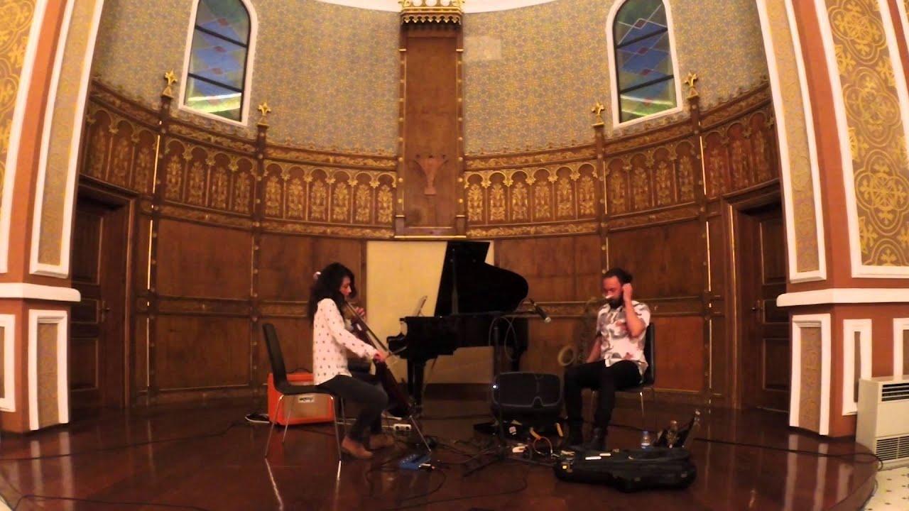 Korhan Futacı & Gülşah Erol - Improvisation in Istanbul 2015