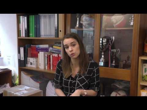 The reasons why I chose UCL Laws // Lena Von Eynern, LLM student