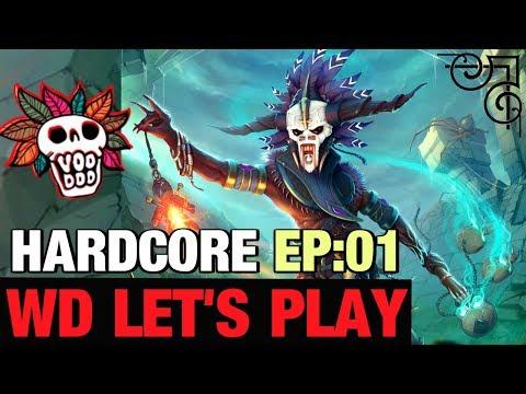 Witch Doctor Hardcore Solo LP EP:01 Diablo 3 Patch 2.6.6 Season 18