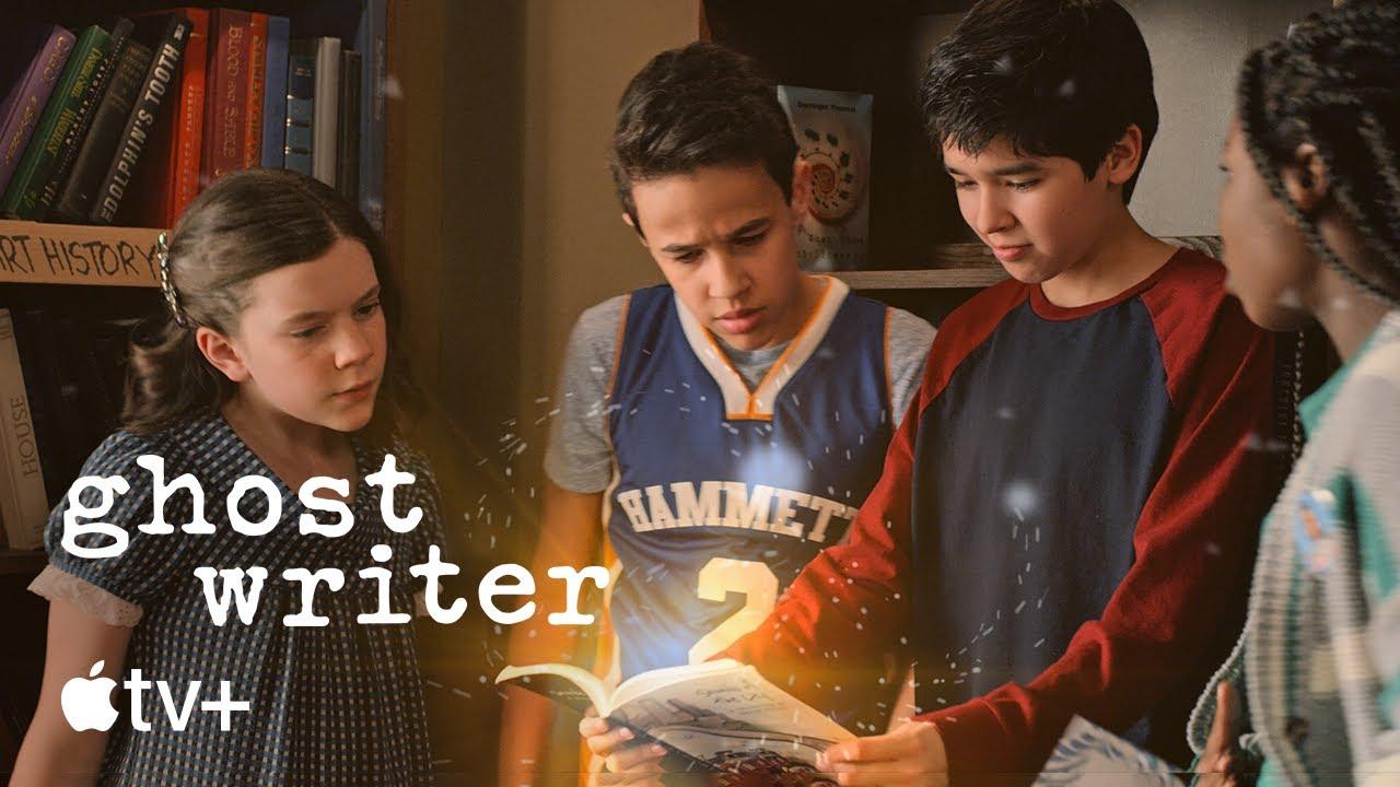 Ghostwriter — ตัวอย่างภาพยนตร์อย่างเป็นทางการซีซั่น 2 | Apple TV+