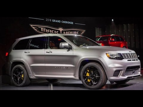 2018 jeep trackhawk the fastest most powerful street legal production suv in the world. Black Bedroom Furniture Sets. Home Design Ideas
