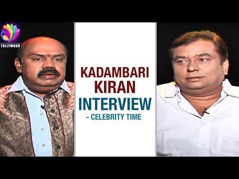 Kadambari Kiran Exclusive Interview   Celebrity Time   Celebrity Interviews   Tollywood TV Telugu
