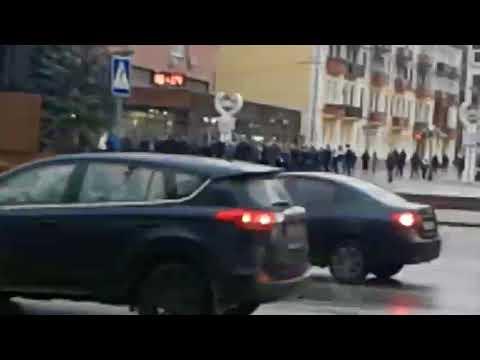 Before Dynamo Bryansk - Strogino Moscow (11.11)
