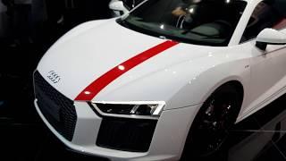 REAR WHEEL DRIVE Audi R8 V10 RWS one of 999 PREMIERE