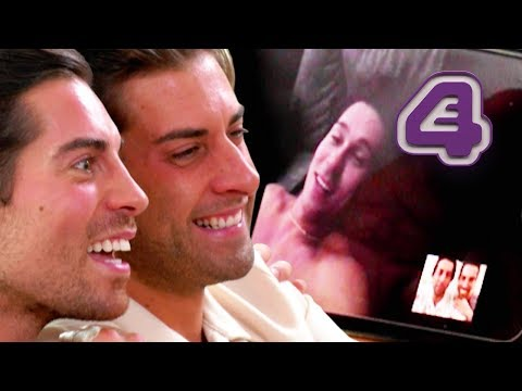 Joey Essex Finally Reunites With Receptionist Tom Over FaceTime!! | Celebs Go Dating | Tonight 10pm