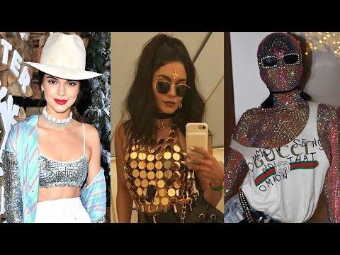 10 BEST Dressed Celebs From Coachella 2017 Weekend 1