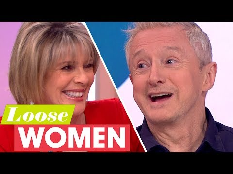 X Factor's Louis Walsh Dishes Out the Gossip on Simon Cowell! | Loose Women