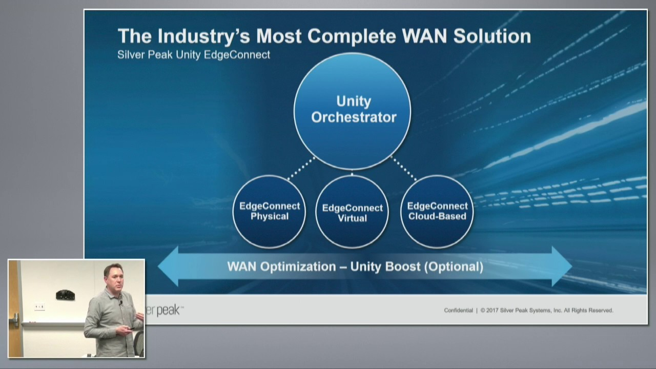 Silver Peak - Advanced Network Administration, WAN