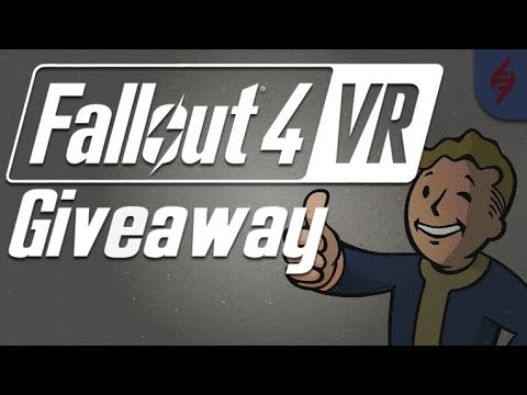 Fallout 4 VR Giveaway