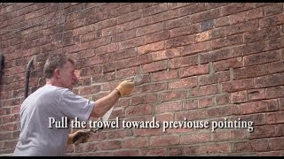 How to do weather struck pointing