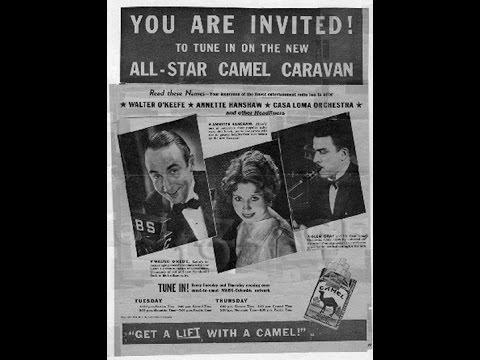 Ed Wynn Show - Camel Comedy Caravan - 1950