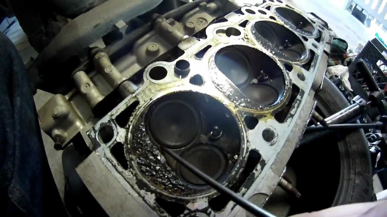 Ford Focus Dropped Valve Seat Youtube