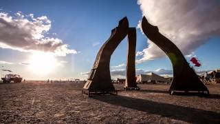Archetypes 2013 - An Afrikaburn Time Lapse Experience