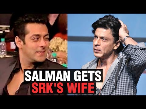 Salman Khan Working With Shah Rukh Khan's Wife | Waluscha De Souza in 'Dabangg 3' | Gauri Khan