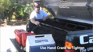 Truck Cargo Net - CargoCatch Pickup Bed Organizer
