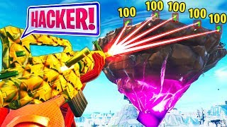 TFUE Obtient DESTROYED Par un HACKER!!! - Fortnite Funny WTF échoue et Daily Best Moments Ep.1339