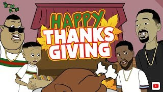 Happy Thanksgiving 🦃🍠🍂 (with Kevin Hart & Mike Epps)