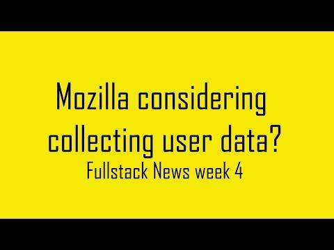 Fullstack News week4