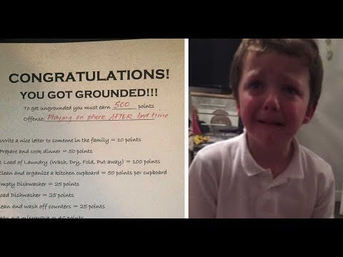 This mom's punishment for her son is getting praise from all over the world thumbnail
