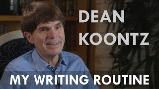 Dean Koontz: On his writing routine & characters | The Silent Corner
