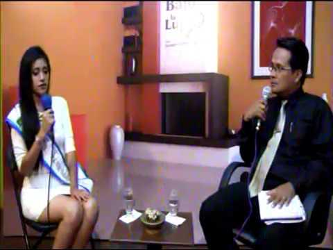 Entrevista a Gabriela Plaza Bonilla