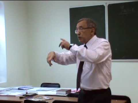 """А.М.Рощин. Курс """"Управление развитием предприятия"""". Третья лекция."""