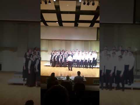 """God"" Fairview Christian School Large Ensemble ISC 2018"