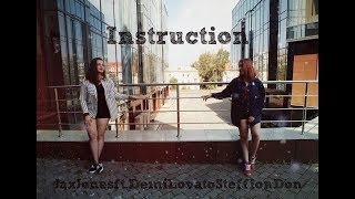 BQ Dance Group - Jax Jones (ft. Demi Lovato, Stefflon Don) - Instruction (choreography by L.S)