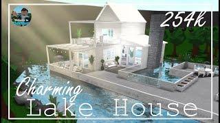 Encantadora Casa del Lago (Charming Lake House) Bienvenidos a Bloxburg . Roblox