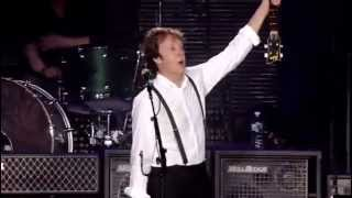 Got To Get You Into My Life - Paul McCartney (Live in New York 09')