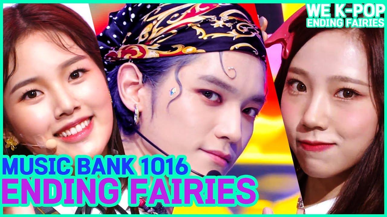 [3rd Week of October] Music Bank Ending Fairies 🧚 [Music Bank / 2020.10.16]