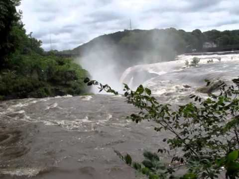 Paterson Great falls after hurricane Irene cat 1.